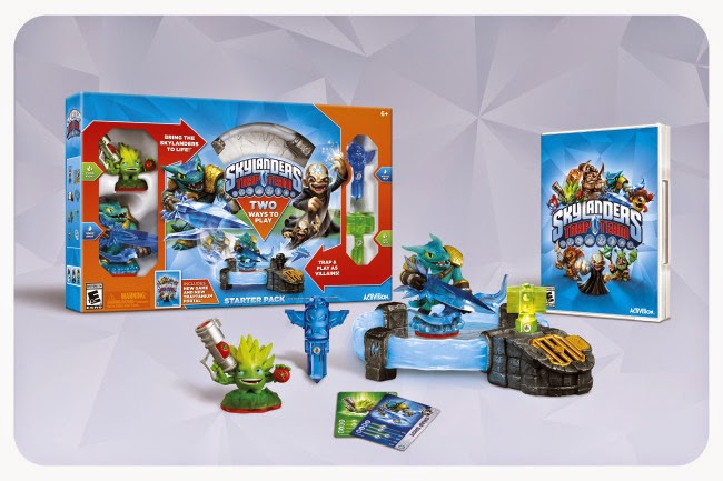 Skylanders Trap Team Review Holiday Gift Guide