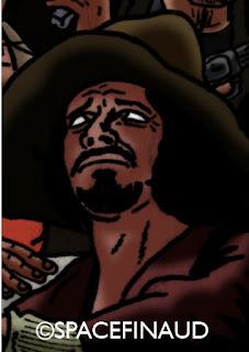 Même les anti-héros peuvent avoir un handicap et rester redoutable. C'est le cas pour Blind man, le justicie aveugle. Aidé de son cheval et de son fusil en guise de canne pour aveugle. ici, interprété par l'acteur peu connu Tony Anthony. On retiendra, dans le film de 1971, l'apparition du batteur des beatles, Ringo Starr dans le rôle d'un des méchants mexicains.