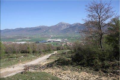 Vista de San Román/Durruma
