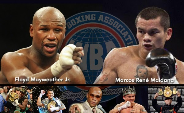 Floyd Mayweather Jr vs. Marcos Rene Maidana Fight Live Updates