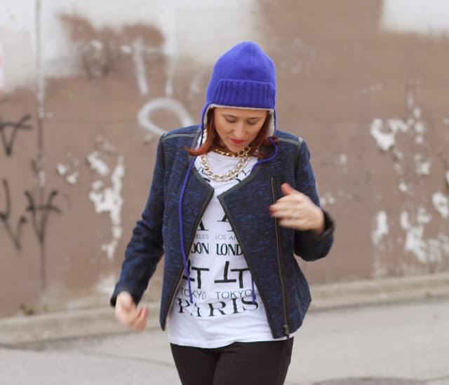 cobalt, target, tweed, jacket