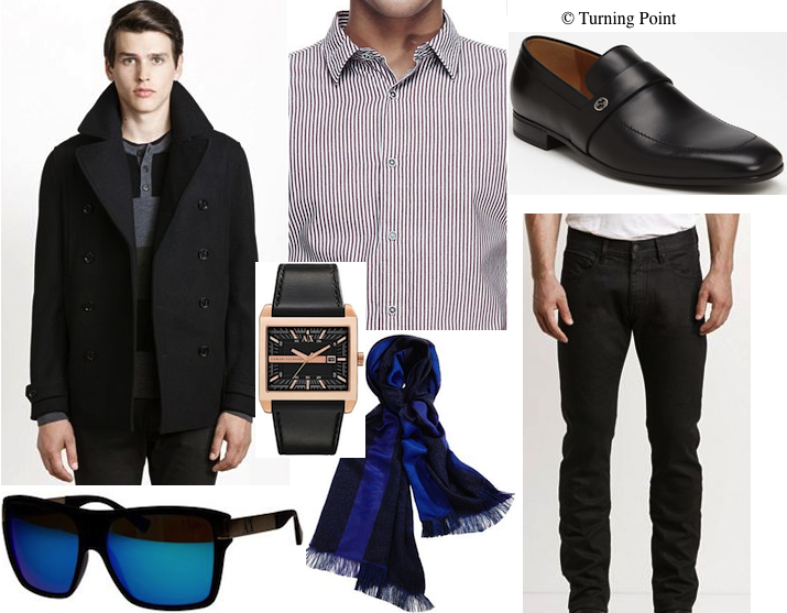 Special Armani Exchange, christmas, holiday gift guide, Turning Point, Stéphanie Alice Guillaume