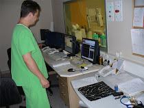 Angiográfia gépterem