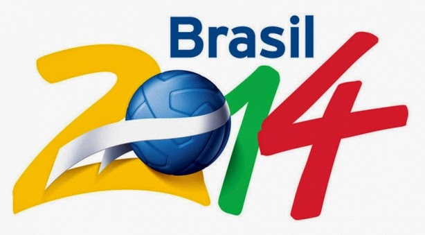 Gambar Animasi Bergerak Piala Dunia 2014 Terbaru Brazil