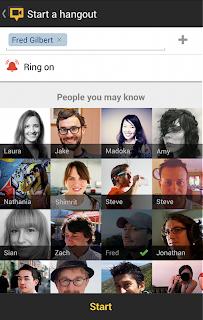 quedada google+ telefono