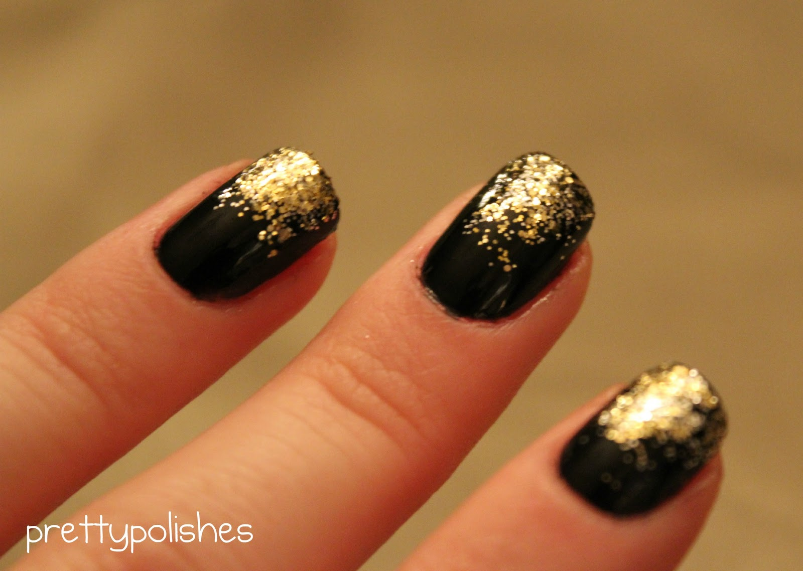 prettypolishes: New Years Eve Nails