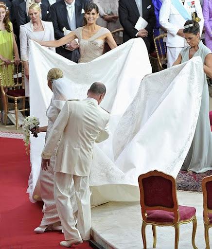 Сватбата в Монако