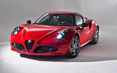 2014 Alfa Romeo 4C First Drive