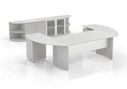 Mayline Medina Desk MNT13