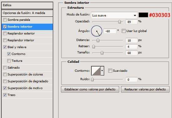 Texto con Estilo de Chocolate y Textura de Galleta 38 by Saltaalavista Blog