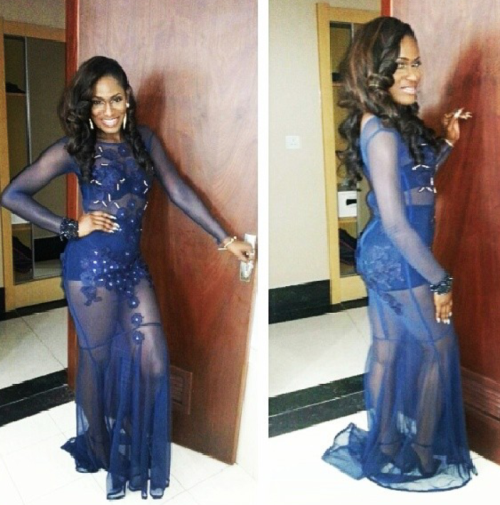 Worst Dressed at the 2013 Headies Awards: