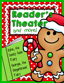 Reader's Theater: Gingerbread & Candy Cane