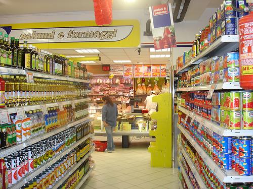 buenos días Roma - Supermercados en Roma