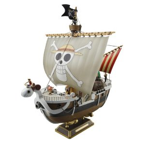 Going Merry Plastic Model Kit
