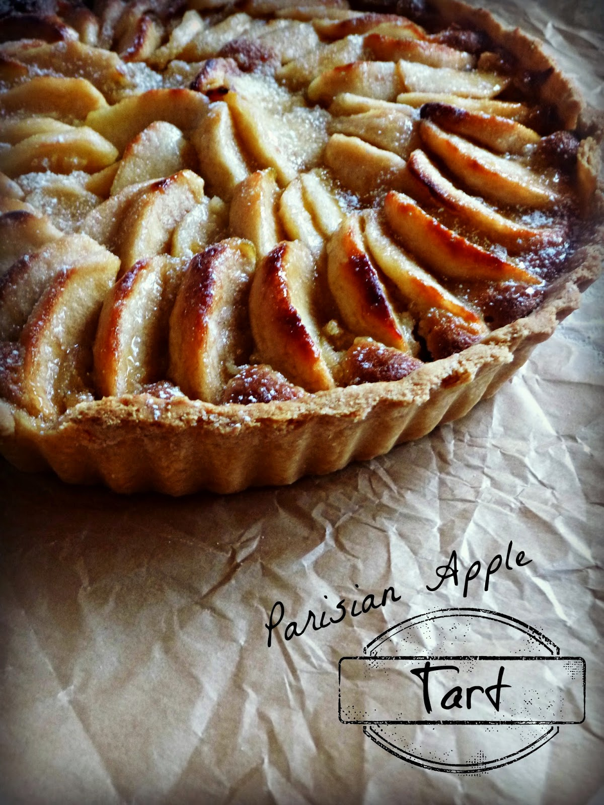 The Best Damn Apple Tart You'll Ever Make pictures