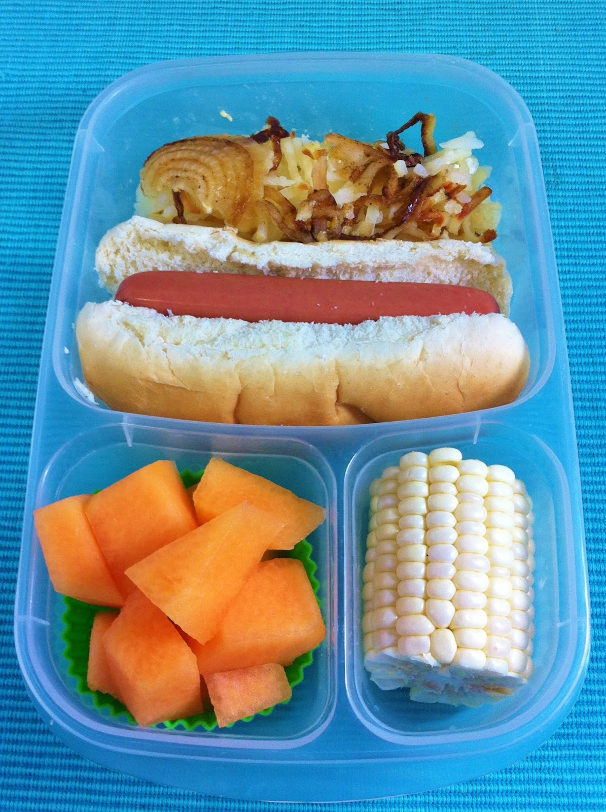 Operation lunch box day 169 hot dog lunch day 169 hot dog lunch forumfinder Gallery