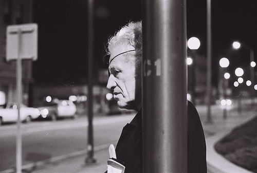 Nicholas Ray - The Janitor