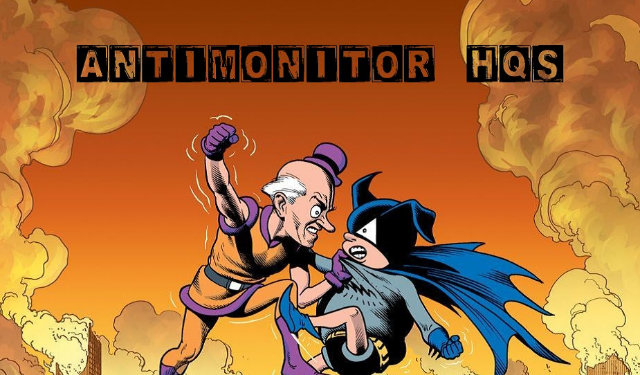 Antimonitor HQs