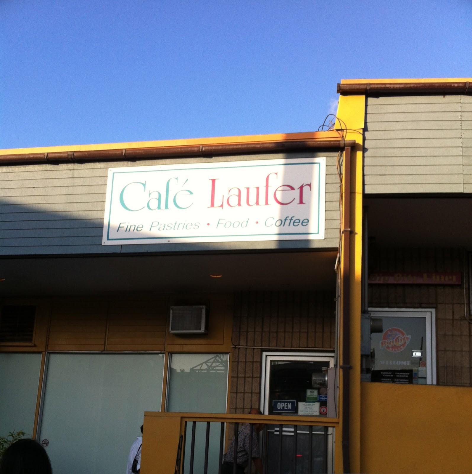 Laufer: TASTE OF HAWAII: CAFE LAUFER