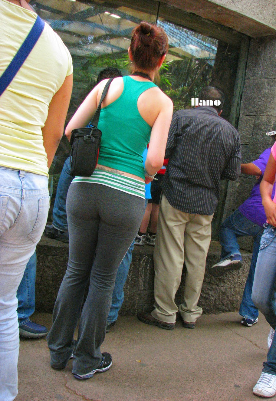 Asses tight jeans shorts butts cameltoes 44 - 4 7