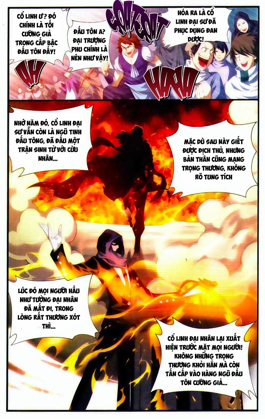 Đấu Phá Thương Khung chap 102 page 7 - IZTruyenTranh.com
