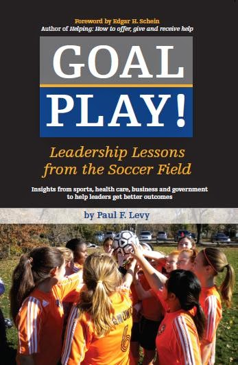 http://www.amazon.com/Goal-Play-Leadership-Lessons-Soccer/dp/1469978571/