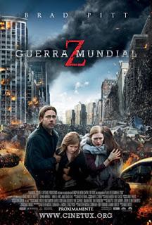 Guerra Mundial Z (2013) Online Español Latino