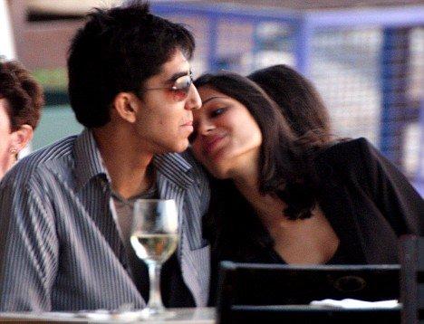 Dev Patel dating Freida Pinto