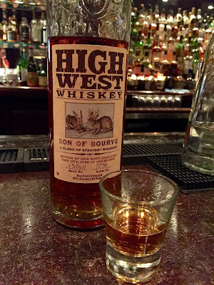 High West Whiskey Son off Bourye