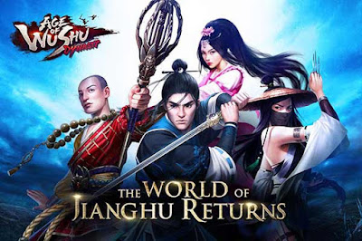 Age of Wushu Dynasty Beta Apk Data v1.4 Full Game for android