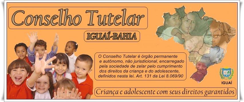 Conselo Tutelar de Iguaí