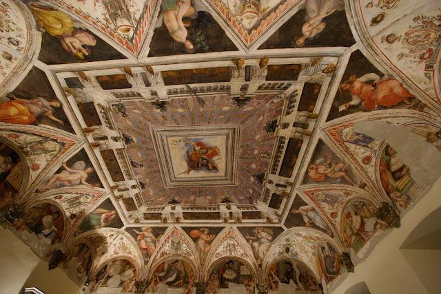 Perugia - Sala dei Legisti