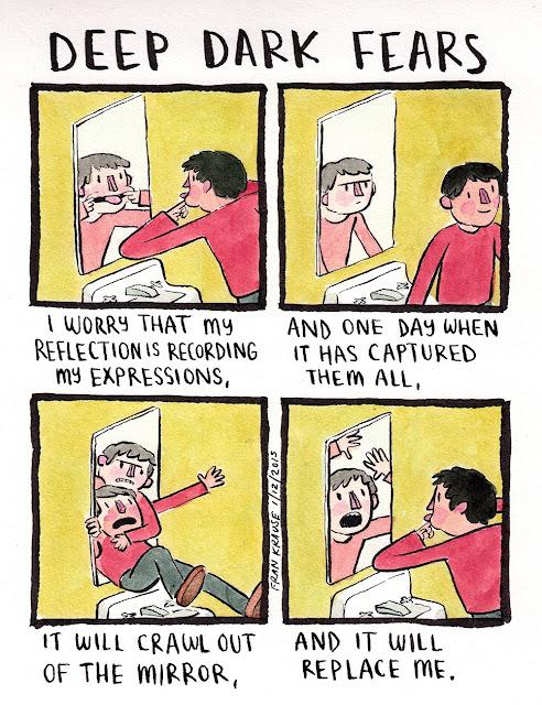 Mirrors Men