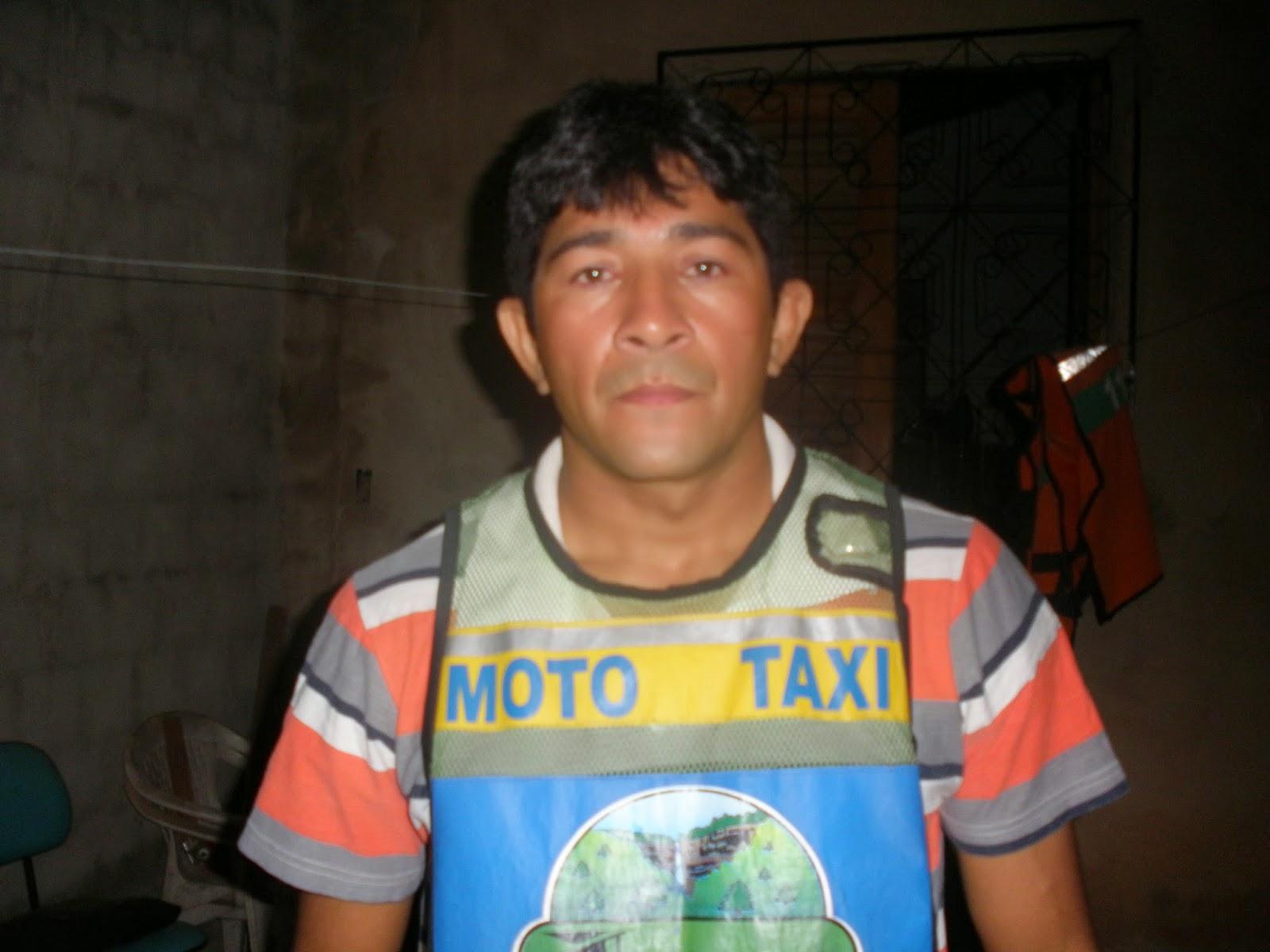 Entrevista: Ipu-CE: Mototaxista tem moto tomada de assalto, no embalo bandidos usam o veículo para roubar posto de combustíveis