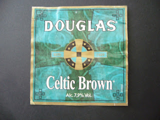 Douglas Celtic Brown beer