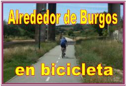 En bicicleta alrededor de Burgos