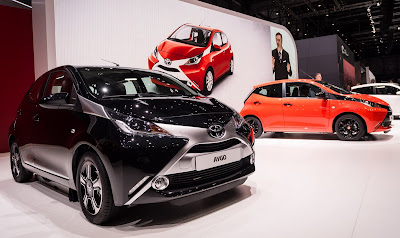 New Cars Toyota Aygo X-clusiv Trends Edition