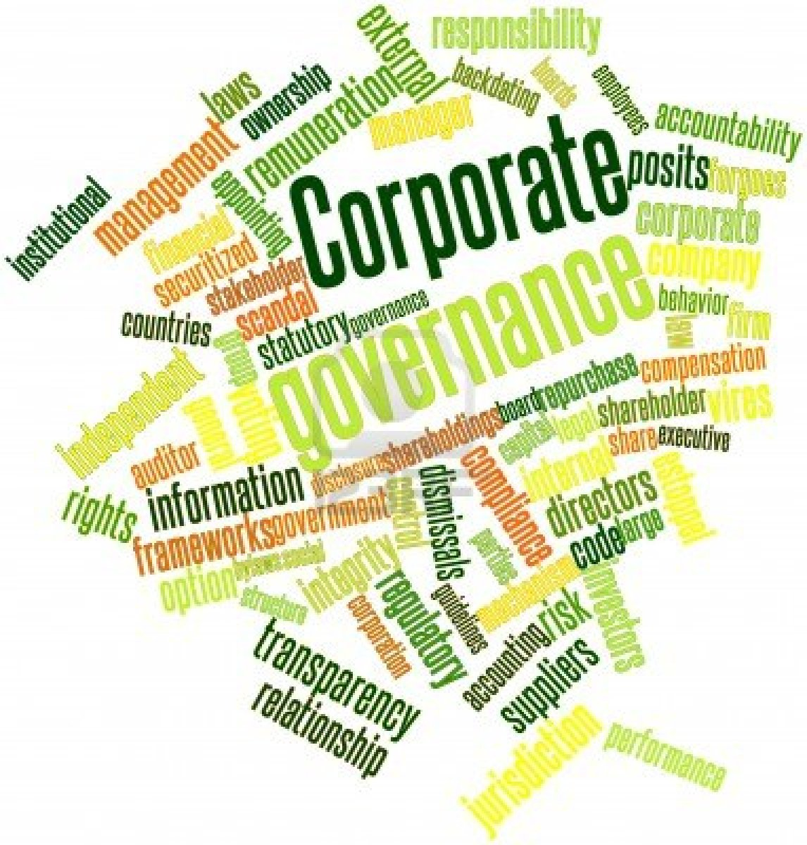 business ethics and corporate governance  sunday 3 2013 corporate governance