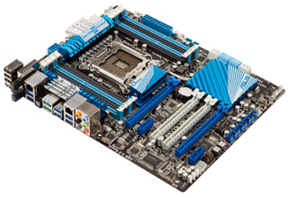 ASUS Latest Motherboard Deisgn Powerful picture 2