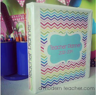 Teacher and Lesson Planner Editable with Common Core SS