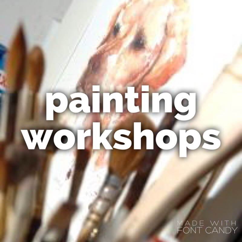 watercolour workshop information...