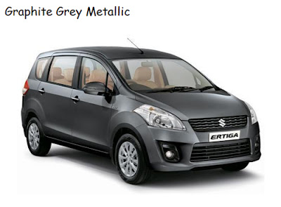 ertiga graphic grey