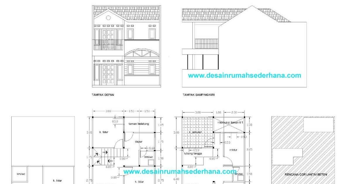 renovasi rumah kpr btn type 21 72 posisi di tengah