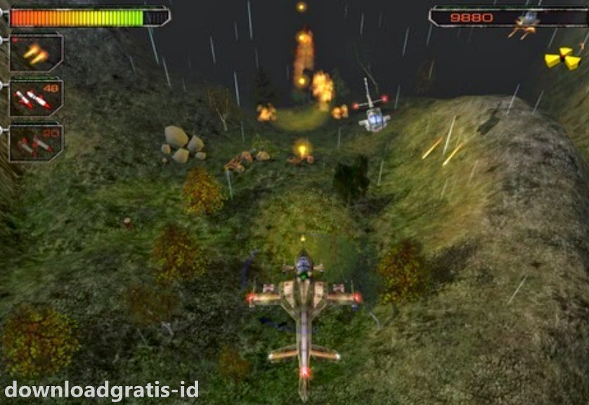 Download Game Pesawat 3D Gratis - Air Force Missions