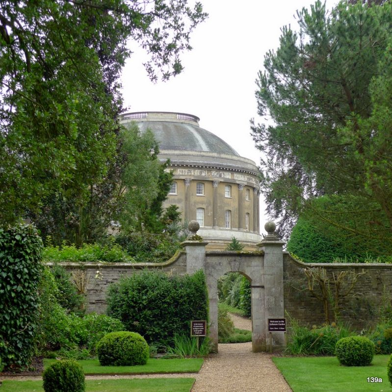 The park and gardens at Ickworth House