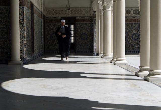 La Grande Mosquée de Paris © Laura Prospero
