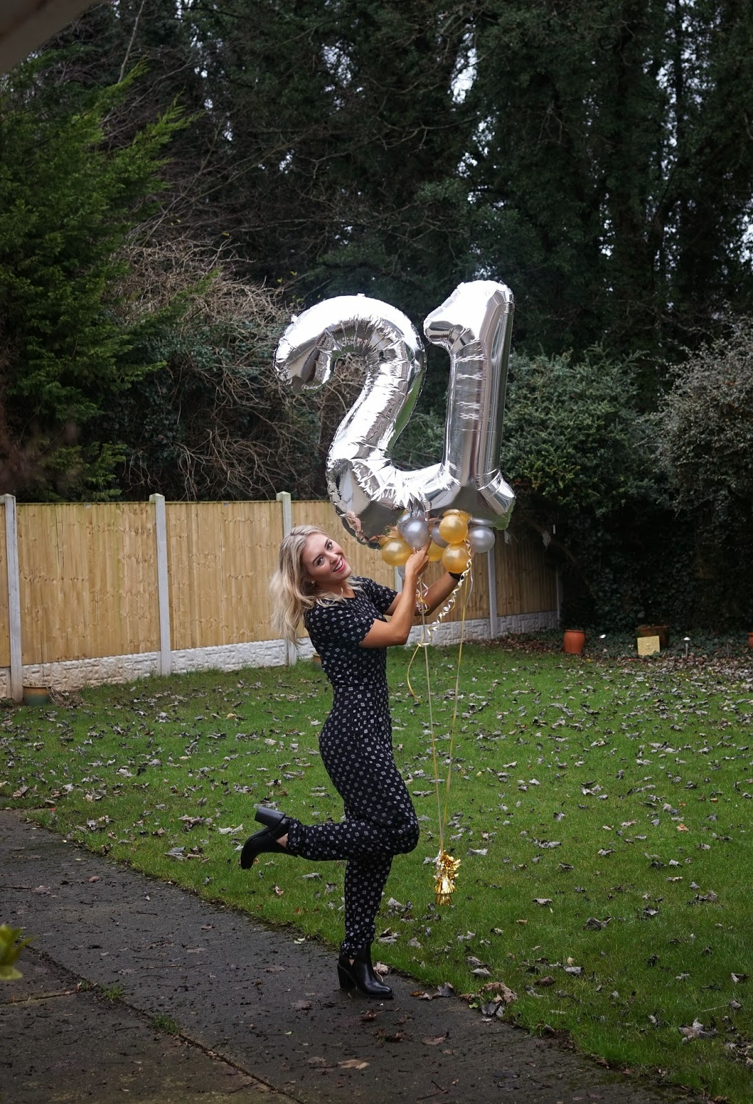 21st birthday