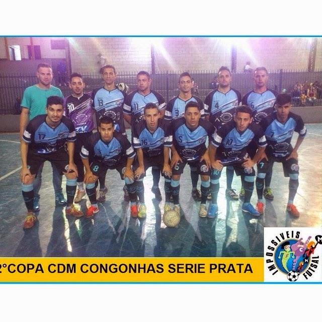 Copa CDM Congonhas Série Prata 2014