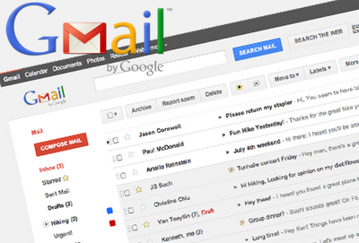 Gmai New look 2011, Gmail new design 2011, 2011 gmail new design, Google new 2011 design
