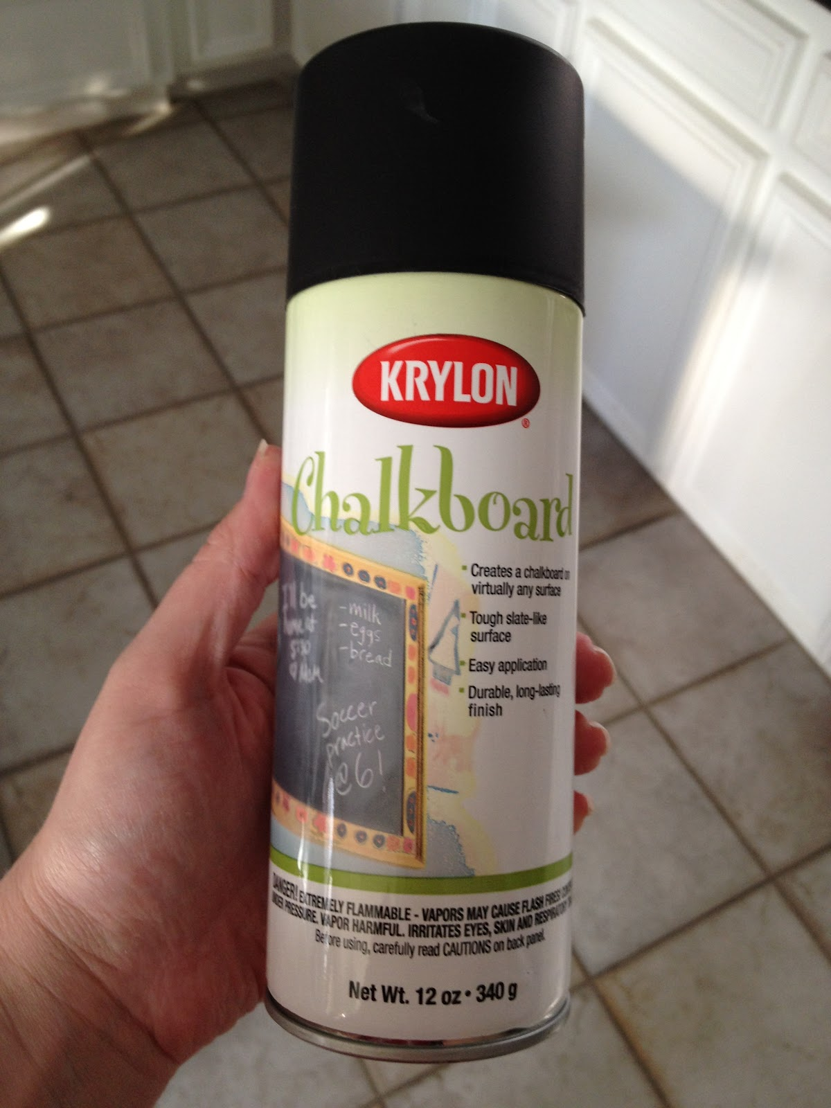 Chalkboard Spray Paint Ideas Part - 45: Engineering Life And Style Happy Birthday Kali Part I